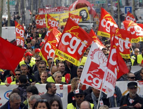 COMMUNIQUE INTERSYNDICAL GREVE 20 NOVEMBRE