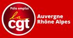 CGT Pôle Emploi ARA Logo