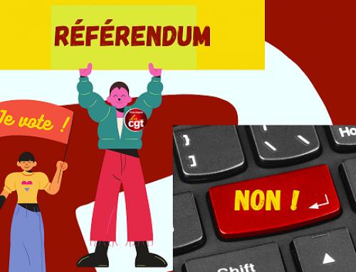 Référendum – le 3 juin, je vote NON! – épilogue