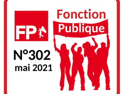 UFSE Fonction Publique – le journal N°302